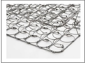 coil spring bed