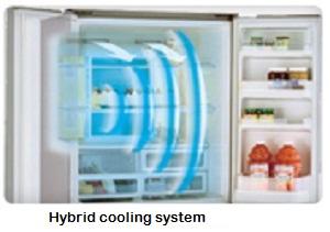 hybrid cooling system