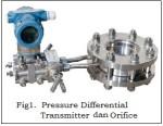 Pressure Differential Transmitter Untuk Pengukuran Flow