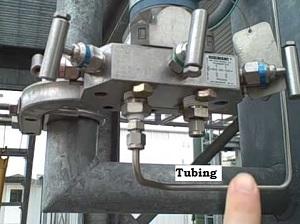 impulse line-tubing