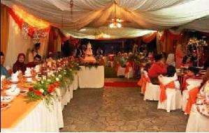 Jasa sewa tenda pesta dan rias pengantin