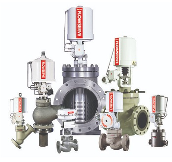 Jasa service valve dan control valve