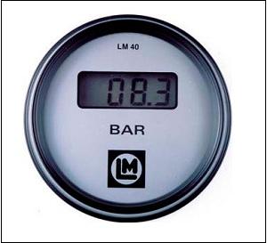 pressure gauge digital