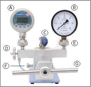 Pressure Comparator DWG