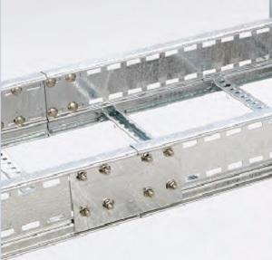 kabel tray yang ada sambungannya
