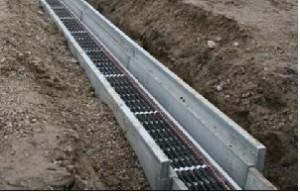 kabel trench