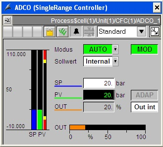 Instrument- Controller Proporsional Integral