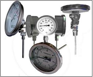Mengenal Instrumentasi Pengukur Suhu