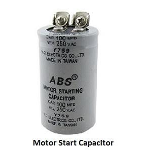 Fungsi capacitor pada kulkas dan AC