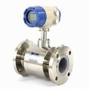 Flow Meter Model Magnetik Sensor