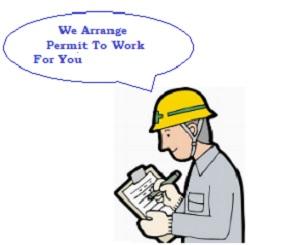 Mengenal Surat Ijin Kerja atau Permit To Work