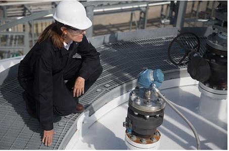 Prinsip Kerja Radar Level Transmitter