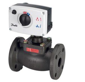 motorize valve