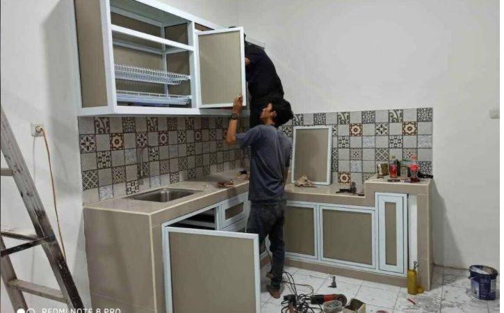 Info jasa desainer dan pembuat kitchen set di berbagai kota