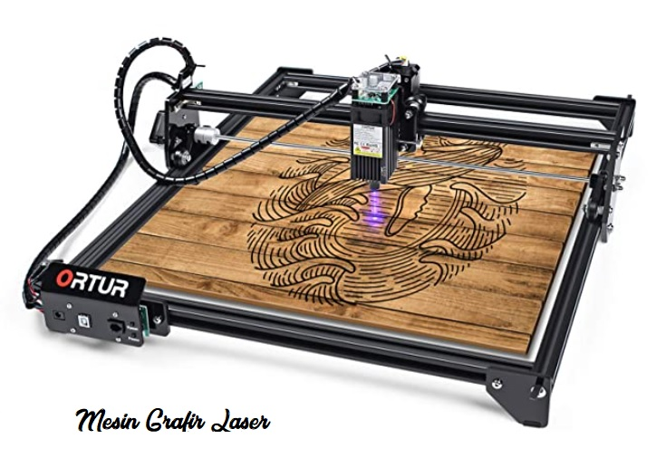 Mengenal mesin grafir laser sebagai alat pengembangan usaha